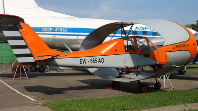 EW-555AO - Narushevich Ring Wing - Private