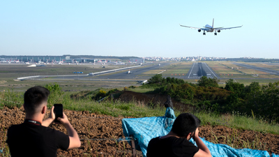 LTFM - Airport - Spotting Location