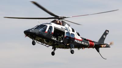 PR-FSP - Agusta-Westland AW-109SP - Brazil - Military Police of São Paulo State