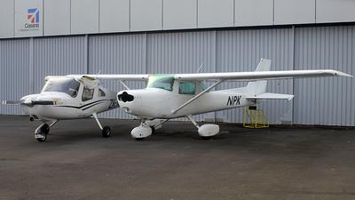 ZK-NPK - Cessna 152 - Private