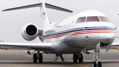 N1FE - Bombardier BD-700-1A10 Global 6000 - FedEx