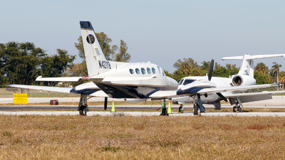 N421YB - Cessna 421C Golden Eagle - Private