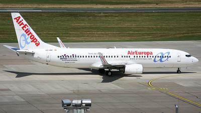 EC-JNF - Boeing 737-85P - Air Europa