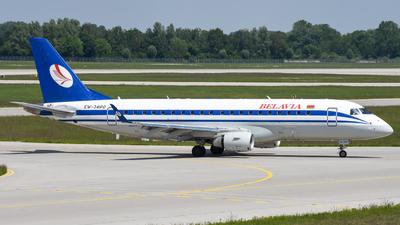 EW-341PO - Embraer 170-200LR - Belavia Belarusian Airlines