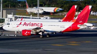 A picture of PRAVC - Airbus A319115 - [4287] - © Gabriel Melo