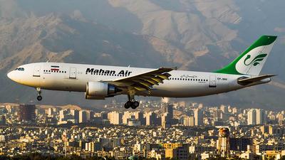 EP-MNI - Airbus A300B4-603 - Mahan Air