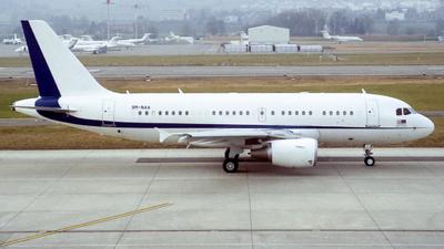 9M-NAA - Airbus A319-115X(CJ) - Malaysia - Air Force