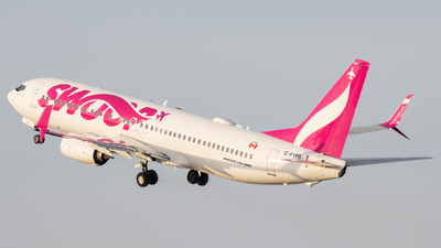 C-FYPB - Boeing 737-8CT - Swoop