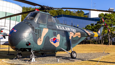 64283 - Sikorsky H-19D Chickasaw - South Korea - Air Force