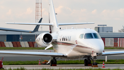 A picture of CSLTF - Cessna 680A Citation Latitude - NetJets - © Kyan Rossignol