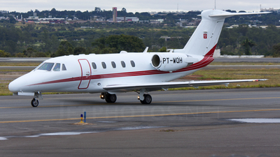 PT-WQH - Cessna 650 Citation VII - Private