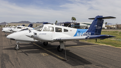 N4405Q - Piper PA-44-180 Seminole - CAE Global Academy