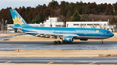 VN-A379 - Airbus A330-223 - Vietnam Airlines