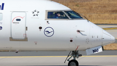 D-ACNU - Bombardier CRJ-900 - Lufthansa CityLine