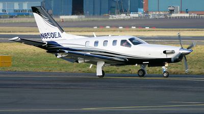N850EA - Socata TBM-850 - Private