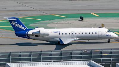 N951SW - Bombardier CRJ-200ER - SkyWest Airlines