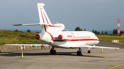 N989H - Dassault Falcon 900EX - Honeywell Aerospace
