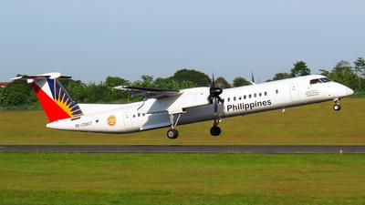 A picture of RPC5907 - De Havilland Canada Dash 8400 - Philippine Airlines - © Ryu Guji