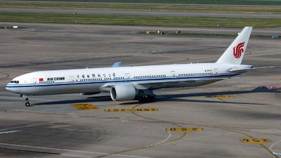 B-2045 - Boeing 777-39LER - Air China