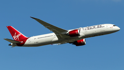 G-VMAP - Boeing 787-9 Dreamliner - Virgin Atlantic Airways