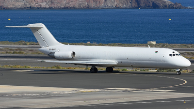 5Y-BXM - McDonnell Douglas DC-9-33(F) - Astral Aviation