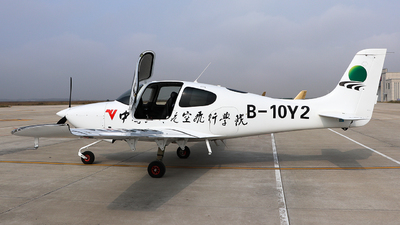 B-10Y2 - Cirrus SR20 - Beidahuang General Aviation