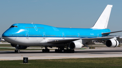 PH-BFL - Boeing 747-406 - Untitled