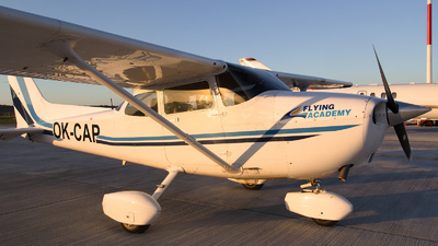 A picture of OKCAP - Cessna 172S Skyhawk SP - [172S10421] - © Łukasz Stawiarz
