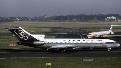 SX-CBC - Boeing 727-284 - Olympic Airways