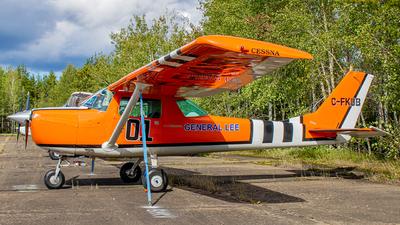C-FKUB - Cessna 150H - Private