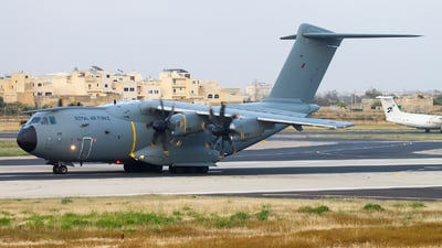 ZM410 - Airbus A400M Atlas C.1 - United Kingdom - Royal Air Force (RAF)