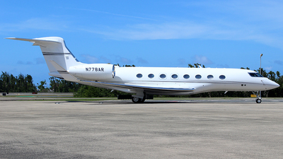 N778AR - Gulfstream G650ER - Private