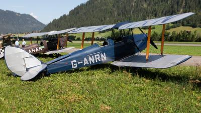 A picture of GANRN - De Havilland DH82 Tiger Moth - [83133] - © Alexandre Fazan