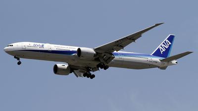 JA783A - Boeing 777-381ER - All Nippon Airways (ANA)