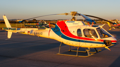 D-HAUO - Eurocopter AS 350B3 Ecureuil - Meravo Helicopters
