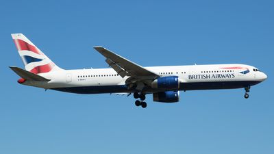 G-BNWX - Boeing 767-336(ER) - British Airways