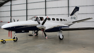 ZS-PMC - Cessna 441 Conquest - Private