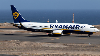A picture of EIESS - Boeing 7378AS - Ryanair - © Martín Marrero Hdez