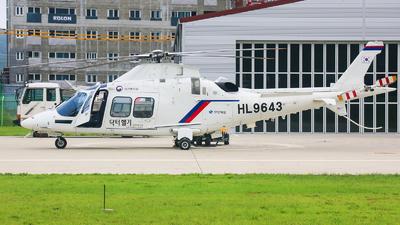 HL9643 - Agusta-Westland AW-109SP GrandNew - Helikorea