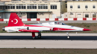 71-3072 - Canadair NF-5A Freedom Fighter - Turkey - Air Force