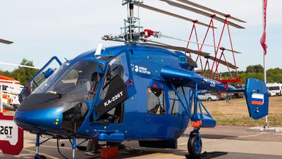 226 - Kamov Ka-226T - Russia Helicopters