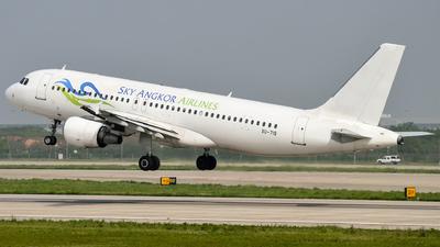 XU-719 - Airbus A320-214 - Sky Angkor Airlines