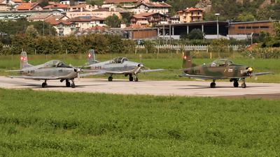 A picture of HBRCL - Pilatus P305 - [51160] - © Daniele Gerussi