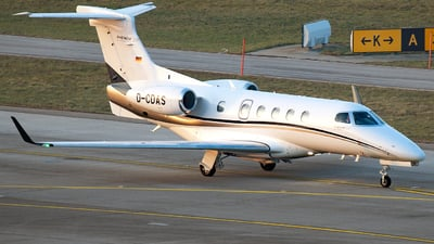 D-CDAS - Embraer 505 Phenom 300 - DAS Private Jets