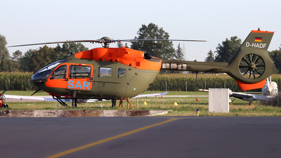 D-HADF - Airbus Helicopters H145M - Germany - Army