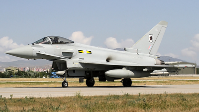 ZJ935 - Eurofighter Typhoon FGR.4 - United Kingdom - Royal Air Force (RAF)