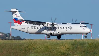 A picture of SXTHR - ATR 72500 - Sky Express - © Kostas Marmarelis