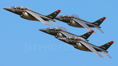 AT-02 - Dassault-Dornier Alpha Jet 1B+ - Belgium - Air Force