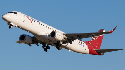 N989TA - Embraer 190-100IGW - TACA International Airlines