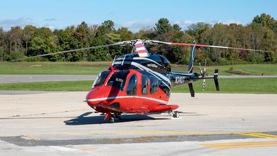 N34UT - Bell 429 WLG - Private